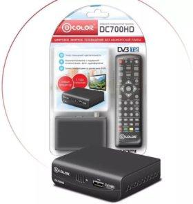 Цифровой ресивер D-Color dc700hd