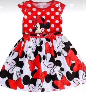 Новое платье на рост 90 см