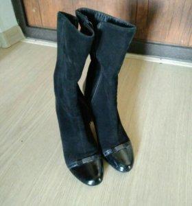 Полусапоги, ботинки демисезонные 36 размер
