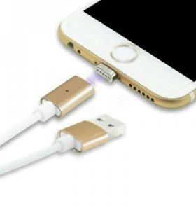 Магнитный кабель USB 2.0 - Apple iPhone/iPad