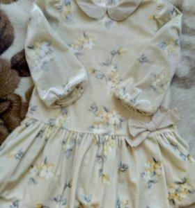 Платье (Чикко) новое