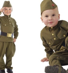 Детская военная форма на День Победы в Наличии