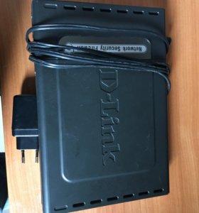 Сетевой экран d-link dfl-210