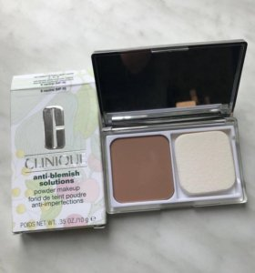 Пудра Clinique anti-blemish solution powder