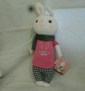 Плюшевый Кролик :з