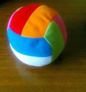 Мягкий мячик.
