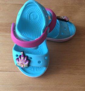 Crocs сандали