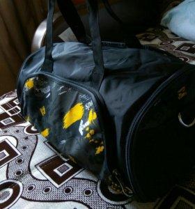 Спортивная сумка WENHAO