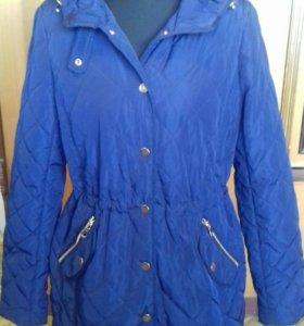 Куртка-пальто женская новая демисезонная