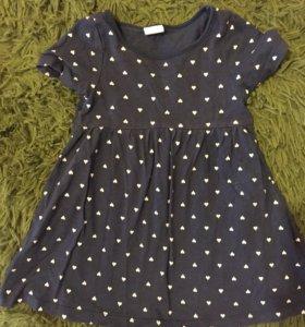 Платье для девочки 1,5-2г