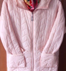 Весенняя курточка и платок  44р