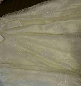 Свадебное платье,на выпускной