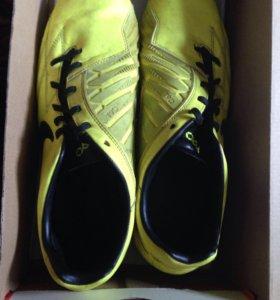 Бутсы Nike T90, бутсы adidas f10, напульсники
