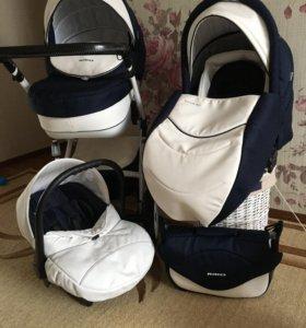 Детская коляска Rico Brano Ecco 3 в 1
