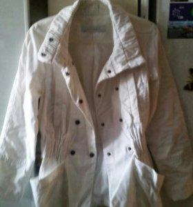 Куртка парка ветровка
