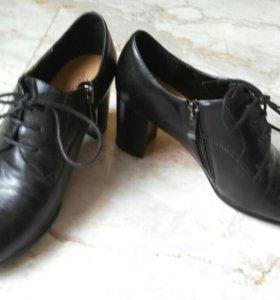 Туфли осенние, р.37