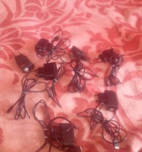 зарядники на старые телефоны самсунг,нокия,флай