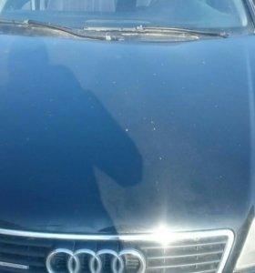 Капот Audi A6C5 ауди а6с5