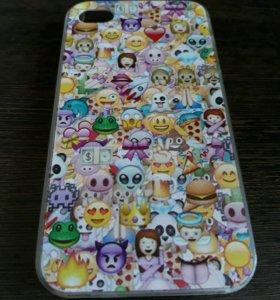 Чехол на iPhone 4s или Айфон 4s