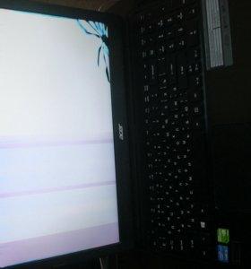 Игровой ноутбук Acer Aspire E1-570G i5-3337u