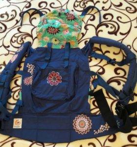 Эрго рюкзак ergo baby + вставка