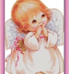 Набор для вышивания Ангелок