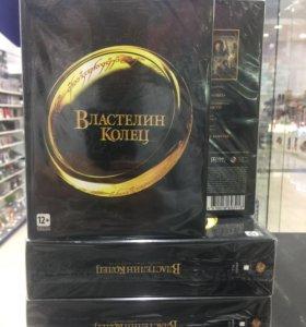 Властелин колец. Трилогия. DVD/BLU-RAY