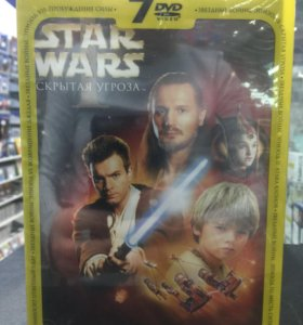 Звёздные войны. STAR WARS. Коллекция 7DVD
