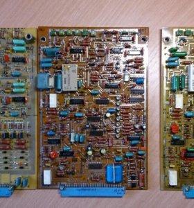 ЭПУ1-2 платы электроприводов