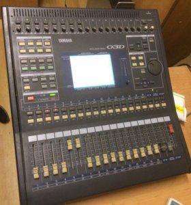 Yamaha 03d цифровой