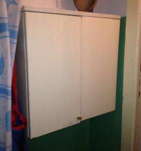 Шкафчик навесной на кухню/ в ванную