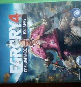 Far Cry 4 Специальное издание (Xbox One)