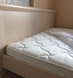 Продам кровать и матрас ортопедический
