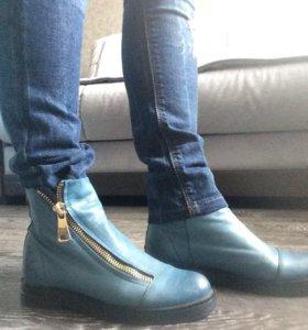 Ботинки легкие 36 размер