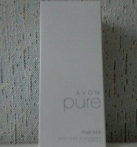 Туалетная вода Avon Pure для нее