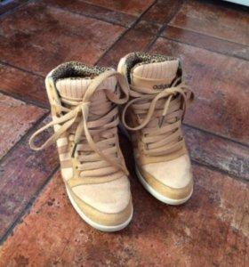 Сникерсы кроссовки Адидас