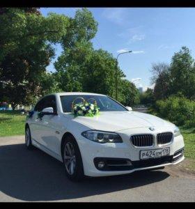 Аренда авто BMW F10