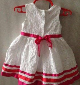 Платье baby go р.86