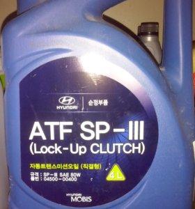 Масло АКПП Hyundai ATF SP 3