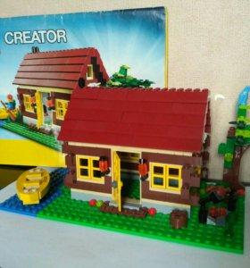 Набор Лего Lego 5766 дом с деревом