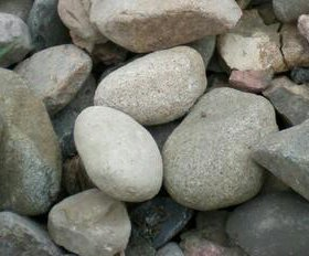 Булыжник, камни для печи, камень для бани, фракция