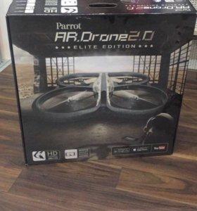 AR Drone 2.0 elite edition квадрокоптер