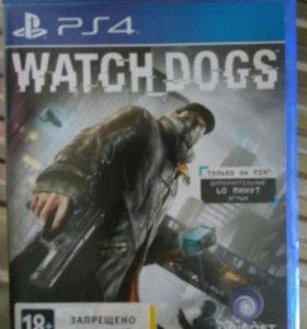 Продам игру на PS 4 PlayStation