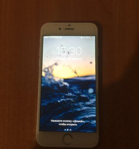 Продаю iPhone 6 silver 64gb