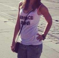 Майка Versace jeans оригинал
