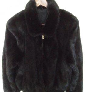 Шубка - куртка Норковая