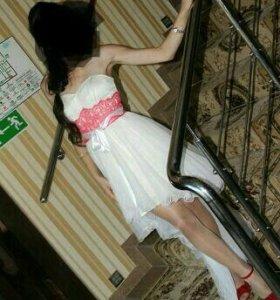 Платье на выпускной!)