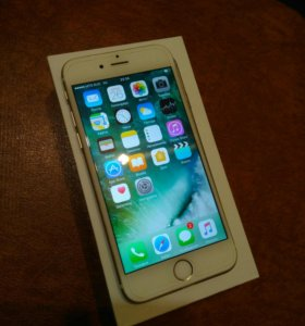IPHONE 6-64 GB Gold!
