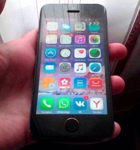 Айфон 5(16 гб)