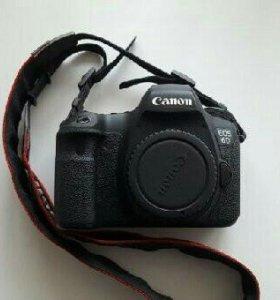 Фотоаппарат Canon EOS 6D (WG) Body
